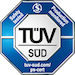 TÜV SYD testede stålreol til lager og paller